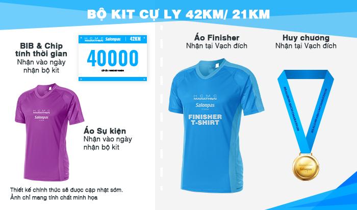 42km kit